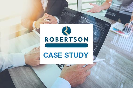 Robertson SystemsLink Case Study